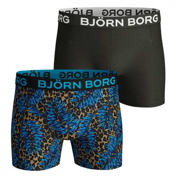 Bjorn Borg Boxershorts 2-pack Leo Leafs