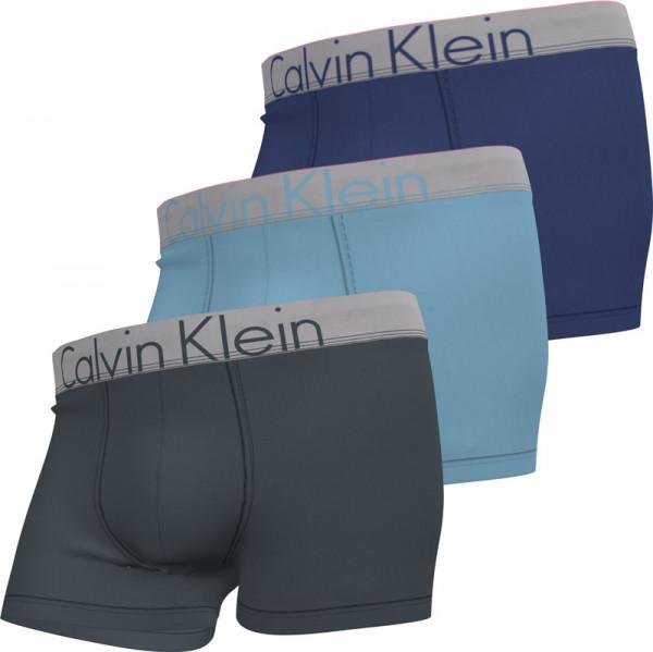 Calvin Klein heren boxershorts Steel 3-pack