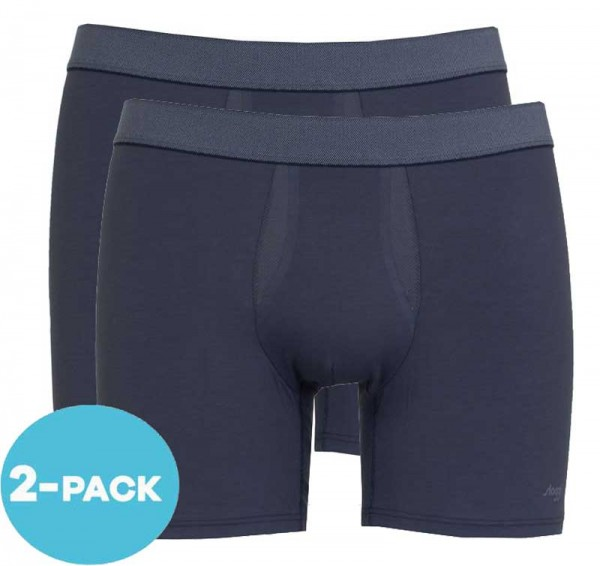 Sloggi Ever fresh short 2-pack grijs