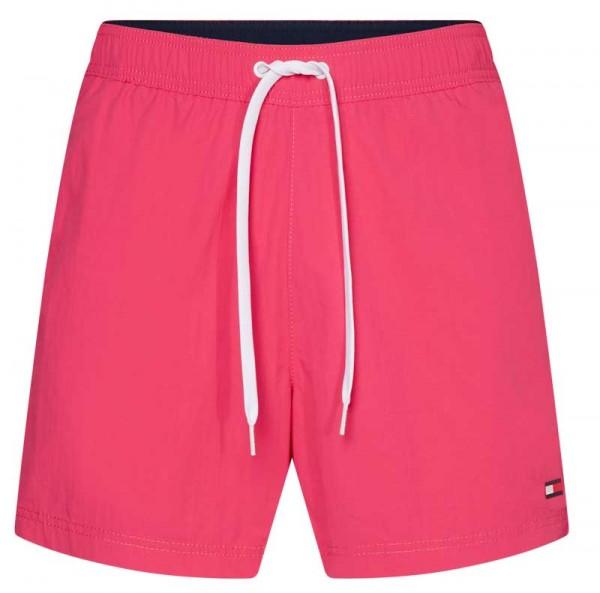 Tommy Hilfiger zwemshort roze medium drawstring