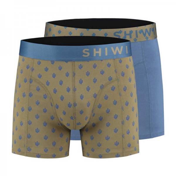 Shiwi Boxershort Cactus 2-pack