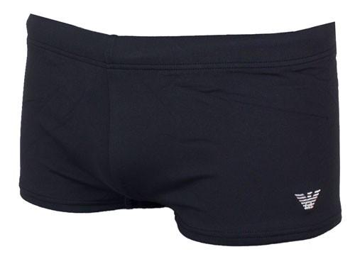 Armani zwemboxer zwart mini logo