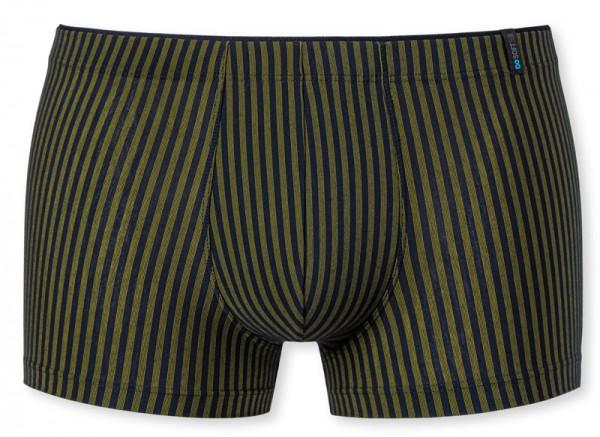 Schiesser boxershorts long liife soft groen