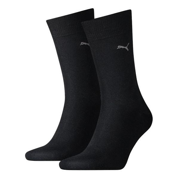 Puma Sokken classic 2-paar zwart