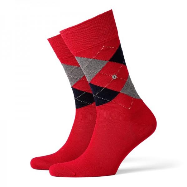 Burlington sokken Manchester rood