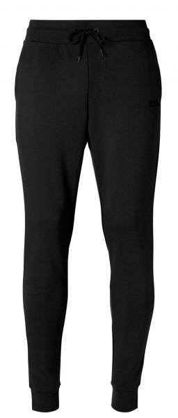 Bjorn Borg joggingbroek logo zwart voorkant