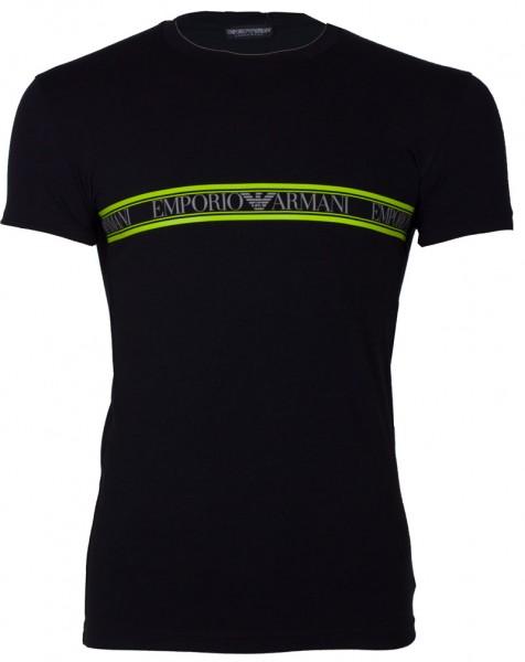 Armani T-shirt GA met groen logo