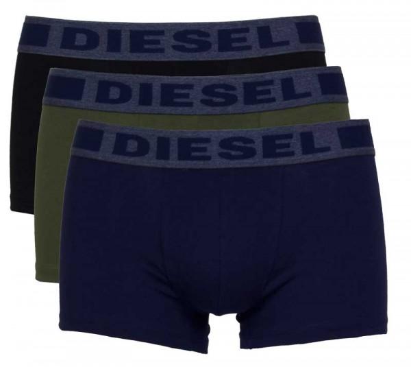 Diesel boxershort Shawn 3-pack multi color