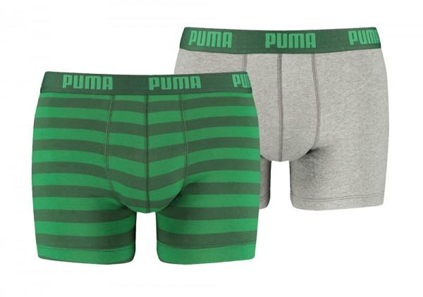 Puma boxershorts 2-Pack streep