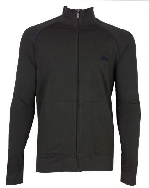 Hugo Boss Mix-Match jacket groen voorkant