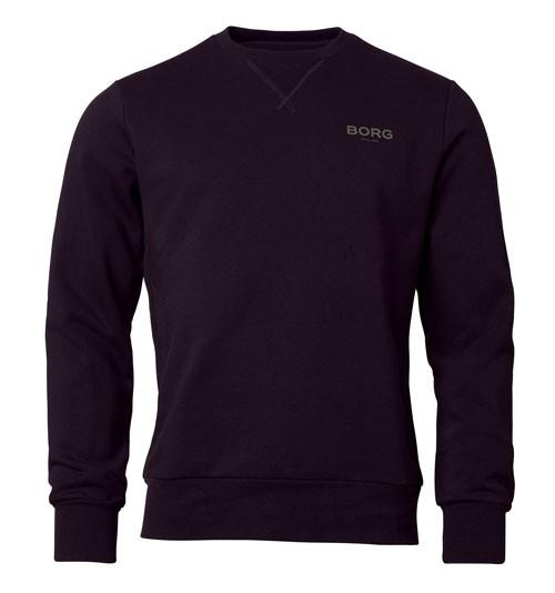 Bjorn Borg sweatshirt zwart voorkant
