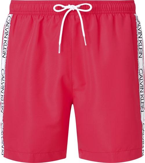 Calvin Klein zwembroek roze medium drawstring