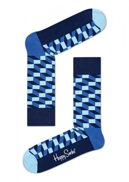 Happy Socks Sokken Filled Optic