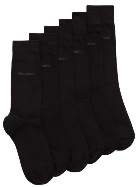 Hugo Boss sokken finest soft cotton 3-pack