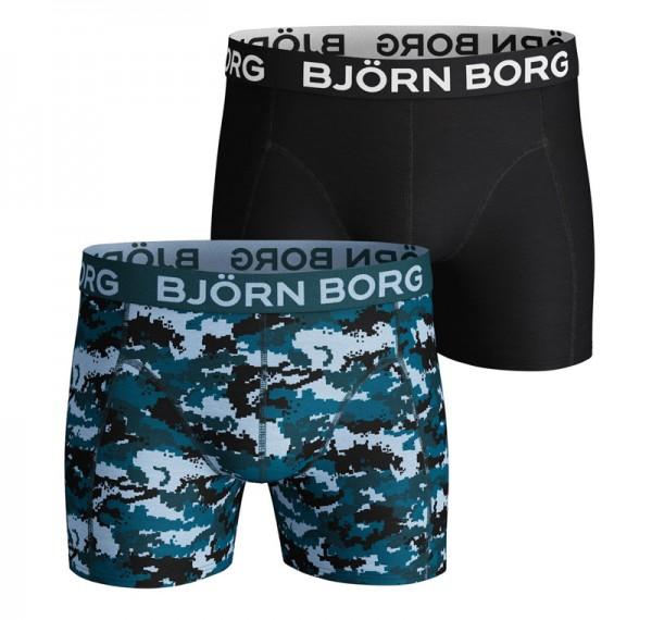 Bjorn Borg Boxershort 2-pack NY Silhouette