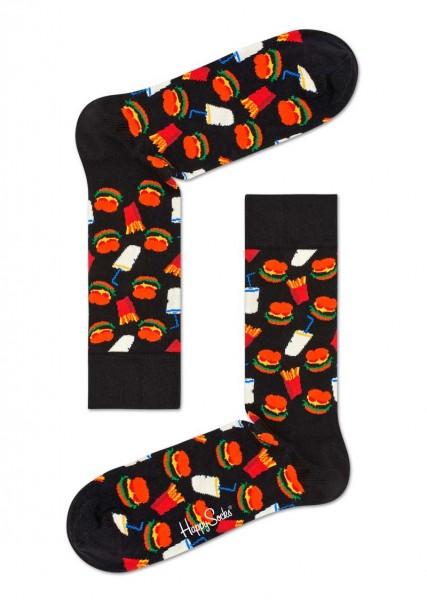 Happy Socks Sokken Hamburger