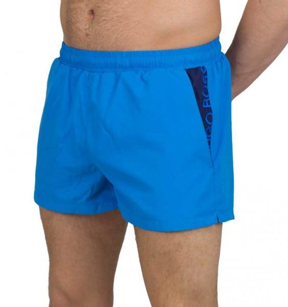 Hugo Boss Mooneye zwemshort blauw