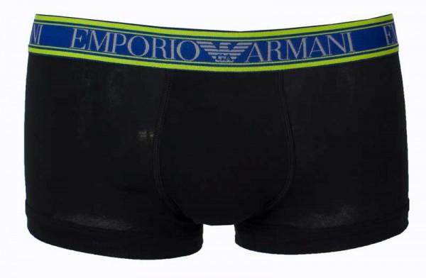 Armani short zwart met logoband