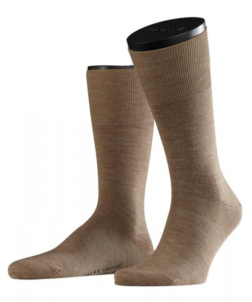 FALKE Airport sokken bruin