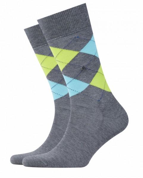 Falke sokken Manchester grijs