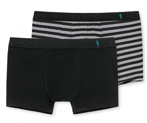 Schiesser boxershorts 95-5 2-pack