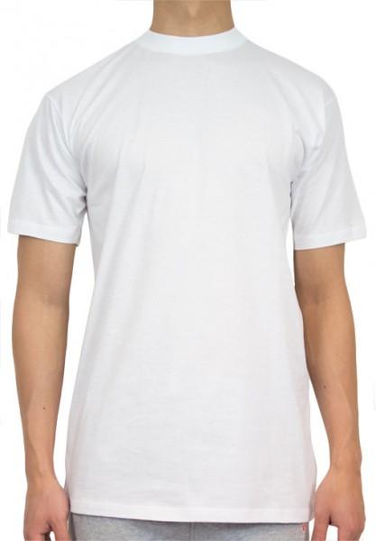 Hom T-shirt Harro hoge boord wit