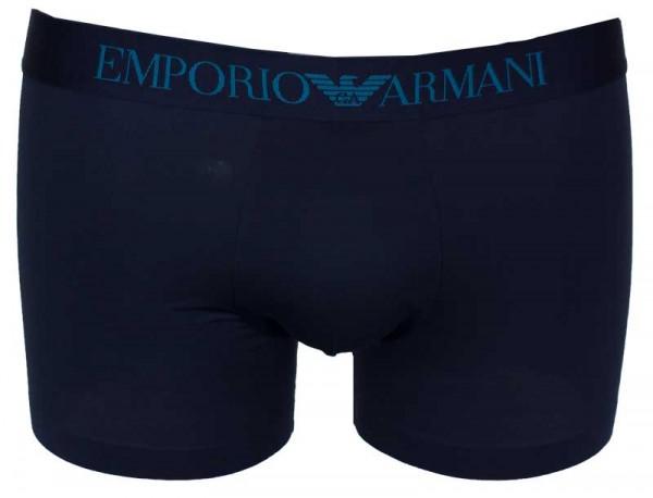 Armani Short Iconic second skin blauw