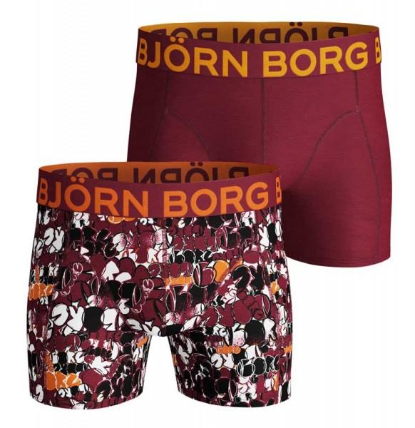 Bjorn Borg Boxershorts 2-pack Graffiti
