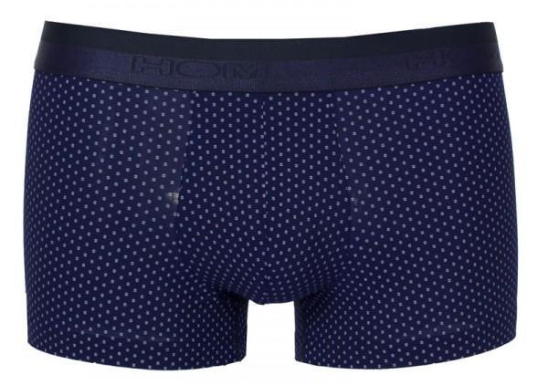 Hom boxershort Max blauw met print voorkant