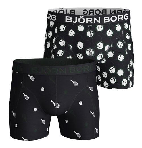 Björn Borg boxershorts Core Tennis Match