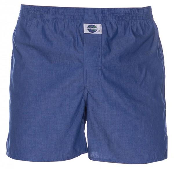 Deal boxer wijd model jeans blauw
