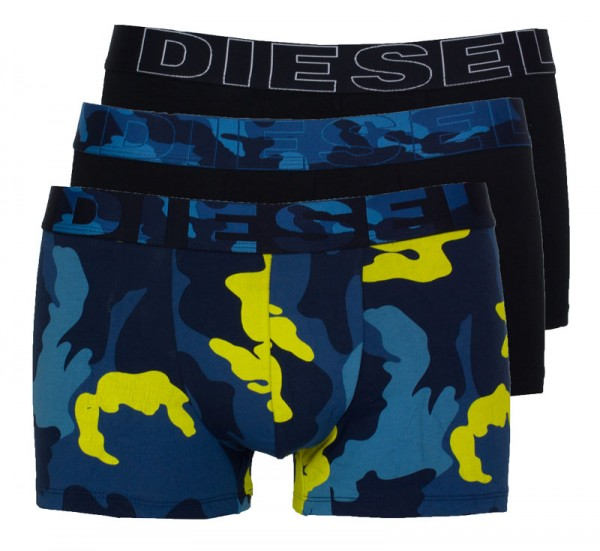 Diesel Boxershort fresh-bright 3pack