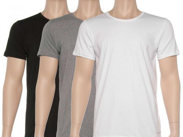 Tommy Hilfiger T-shirts 3-pak ronde hals multi