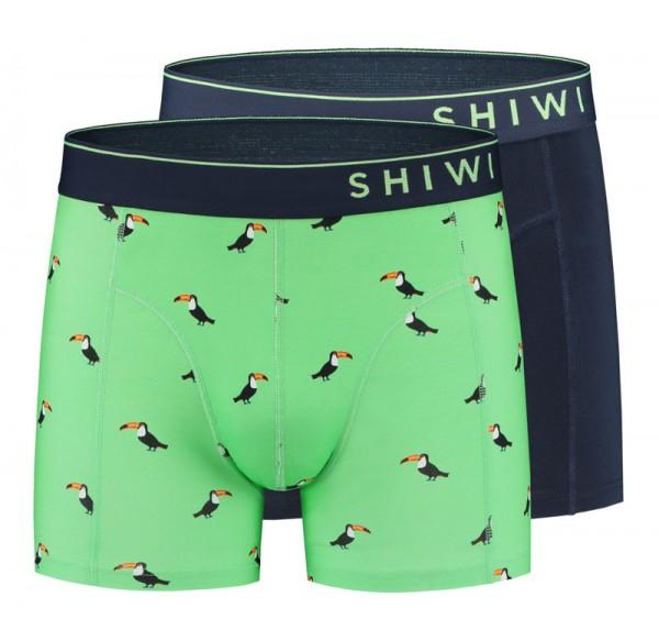 Shiwi boxershort Tucan 2-pack