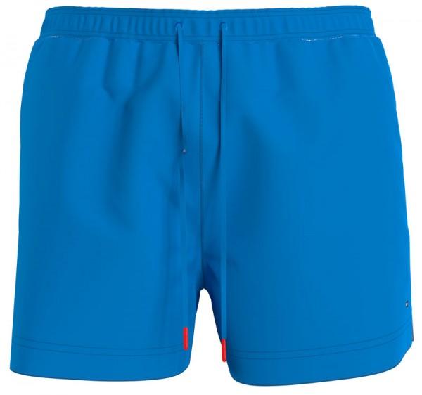 Tommy Hilfiger zwemshort medium drawstring blue voorkant