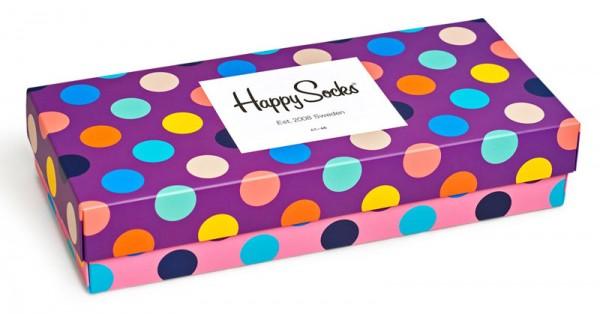 Happy Socks Sokken kadobox Dot