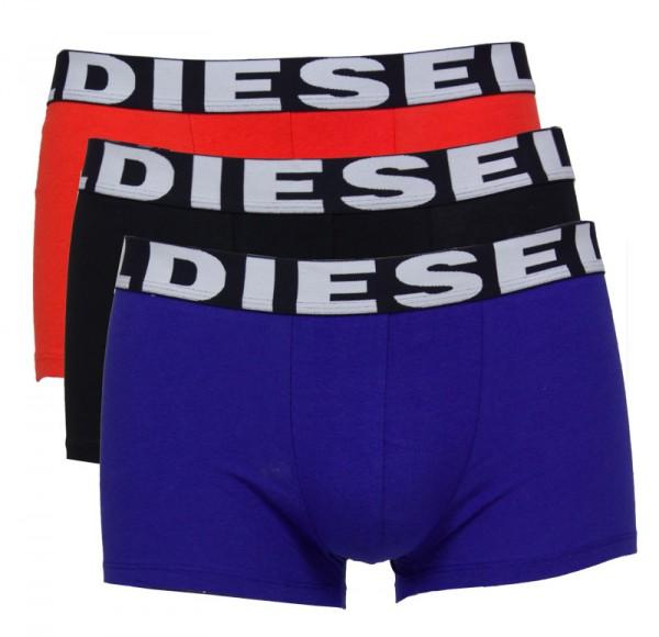Diesel boxershort Shawn instant look 3-pack rood