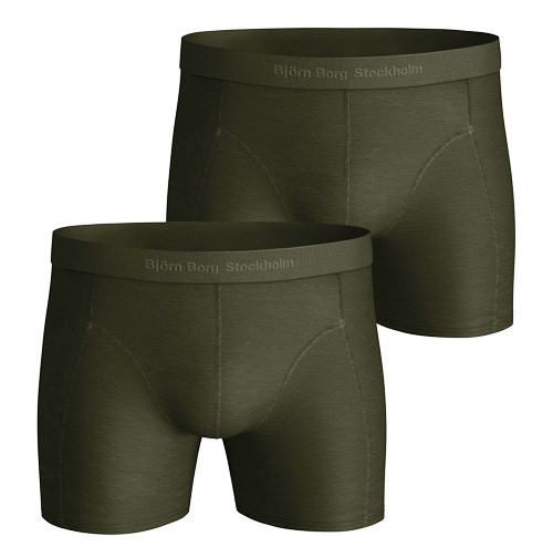 Bjorn Borg boxershorts Tencel groen