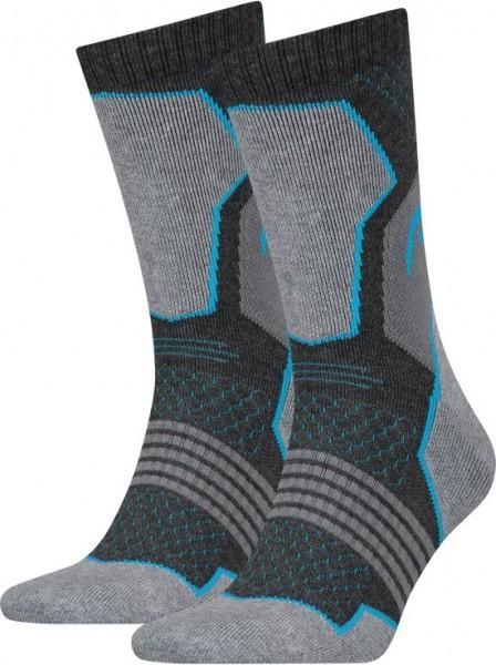 Head Hiking sokken 2-paar