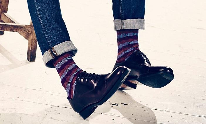 Trendy sokken