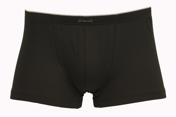 Mey bodywear short dry cotton zwart
