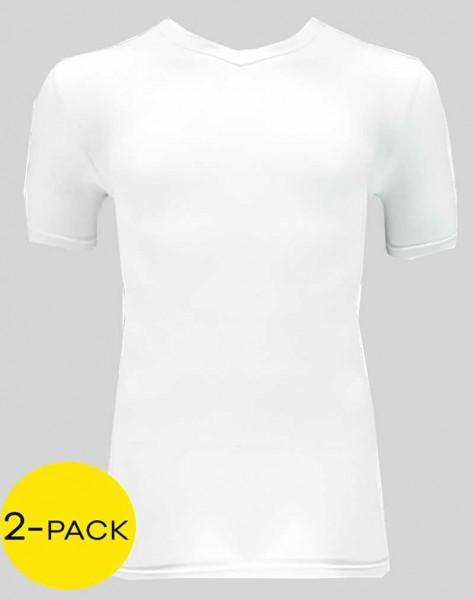 Apollo Bamboo T-shirt V-hals 2-pack