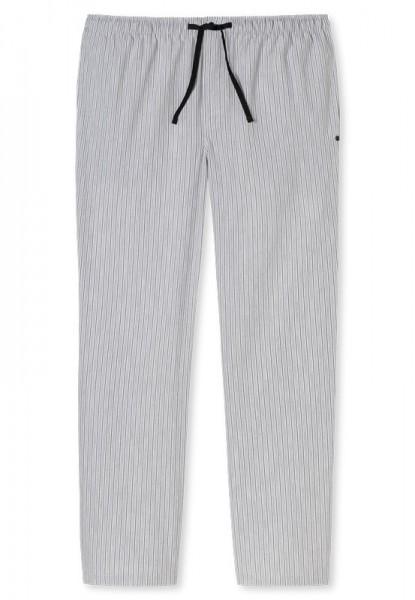 Schiesser Pyjamabroek gestreept met zakken