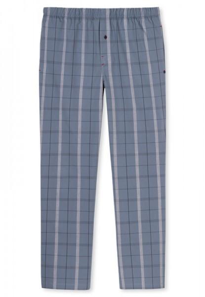 Schiesser Pyjamabroek ruit met zakken