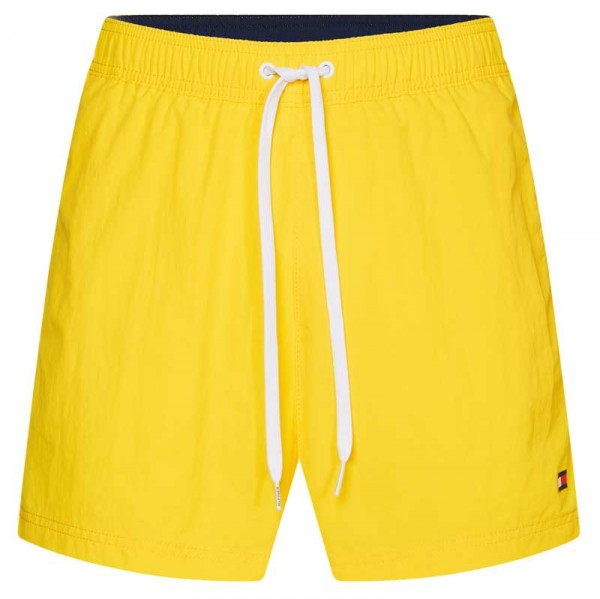 Tommy Hilfiger zwemshort medium drawstring geel