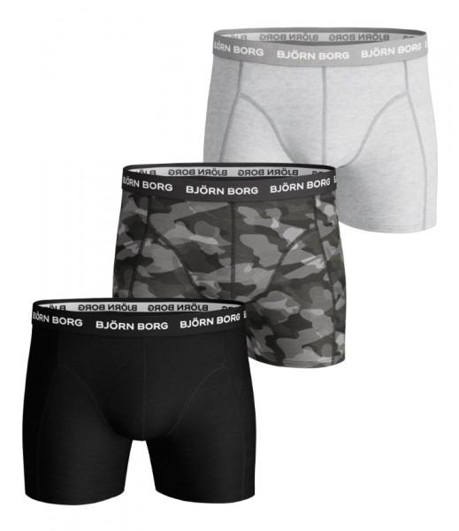 Bjorn Borg Boxershort shadeline essentials 3-pack