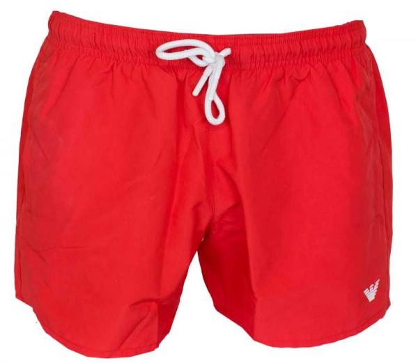 Armani Zwemshort GA logo rood