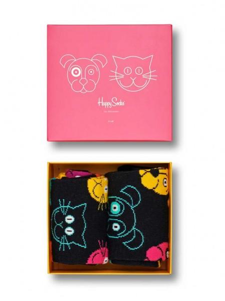 Happy Socks Sokken Cat vs Dog