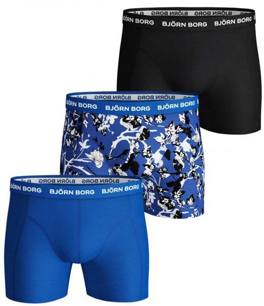 Bjorn Borg Boxershorts 3-pack Fleurs de Jardin