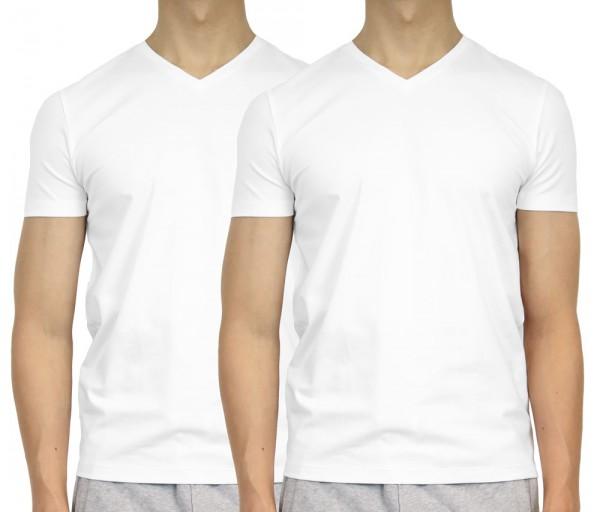 Hugo Boss T-shirts V-hals 2-pak Hugo